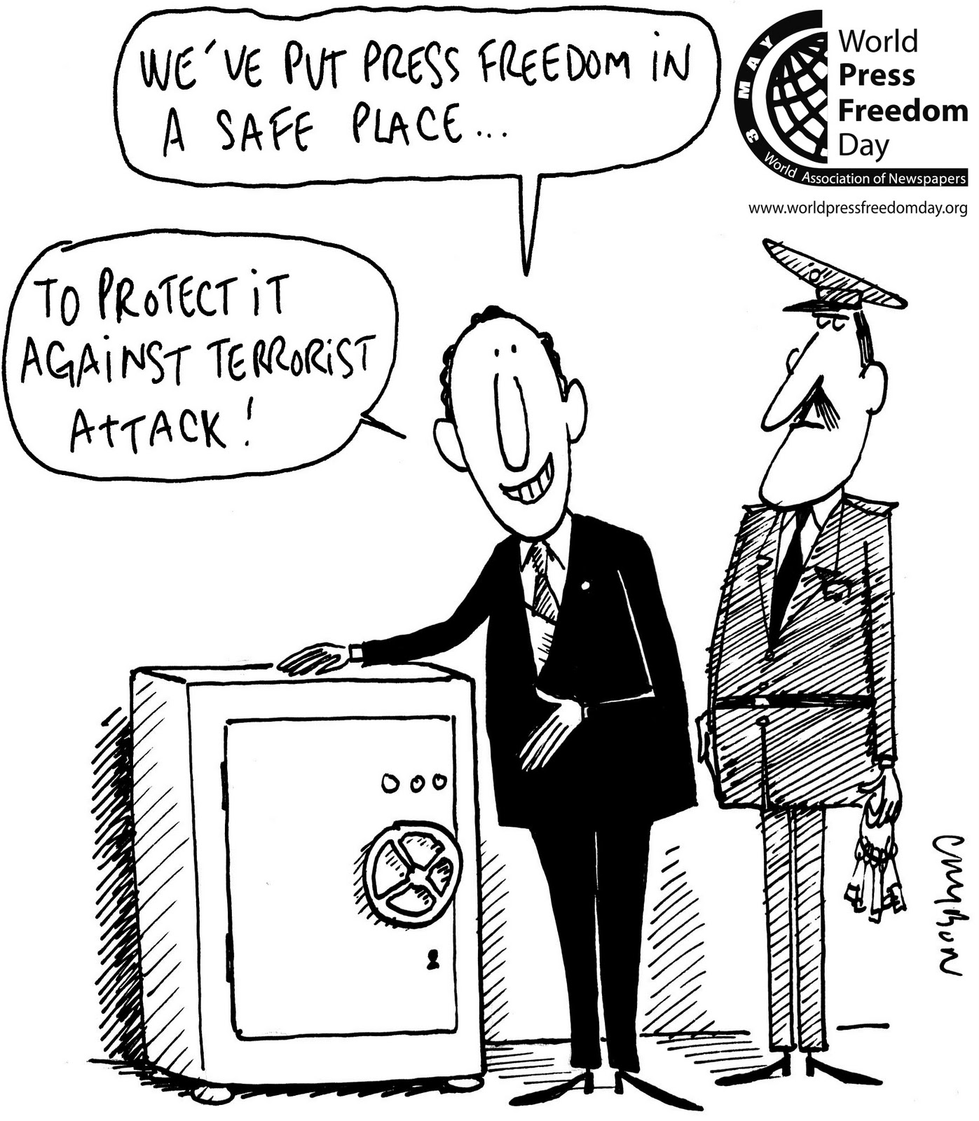 press freedom or privacy infringement This post is periodically updated with new attacks on the media by the president donald trump has pledged to defend the constitution — even an article that doesn't exist — but he can't seem to lay off that pesky first amendment trump has mocked the first amendment's right to freedom of religion by.