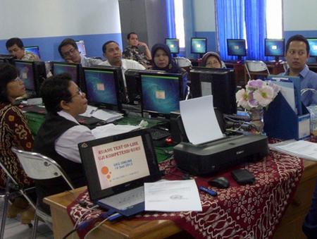 Panduan Tata Cara Pelaksanaan UKG 2015 Online/ Offline