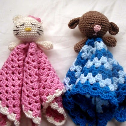 Baby Blanket Free Crochet Toys for Babies