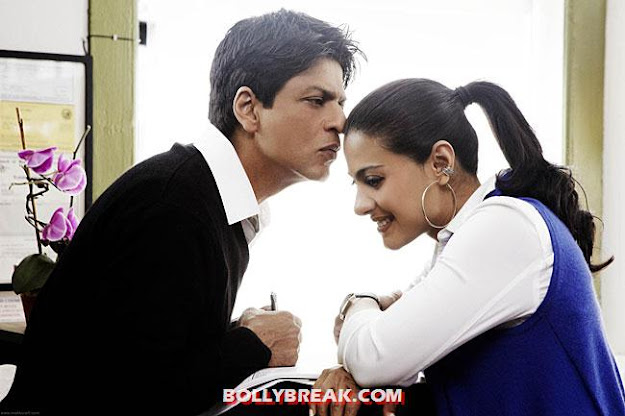 my name is khan  -  SRK and Kajol 