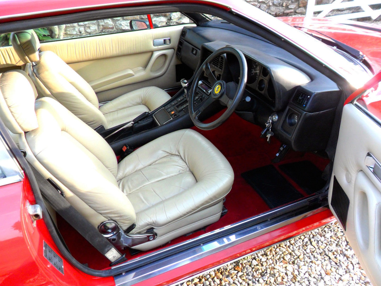 classic coupe 1983 ferrari 400i auto restorationice. Black Bedroom Furniture Sets. Home Design Ideas