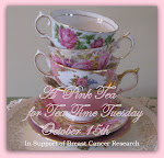 Tea Time Tuesday&#39;s Pink Tea