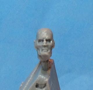 Forgeworld Imperial Enforcer Head