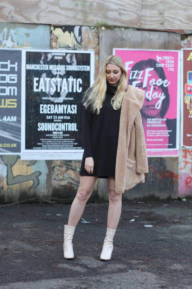 how to style teddy coats blog