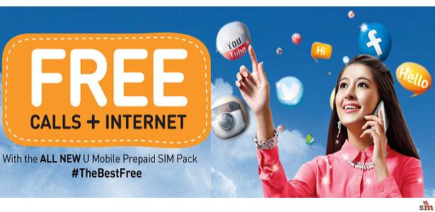 Internet Percuma U Mobile