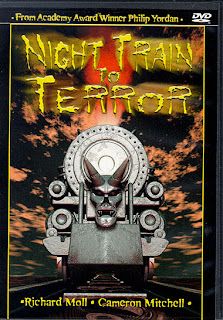 Tofu Nerdpunk: Night Train to Terror (1985)