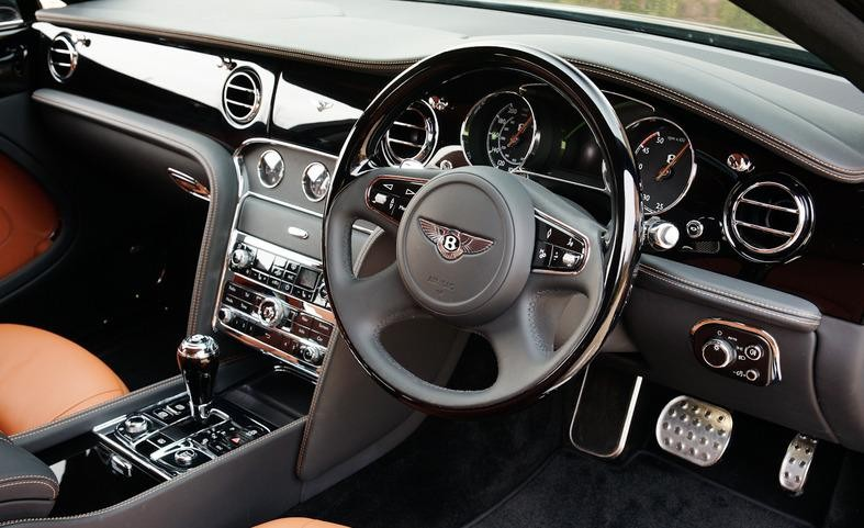 Bentley Mulsanne Mulliner 2012