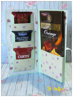 шоколадница, 8 Марта