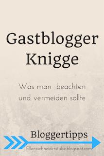 Gastblogger Knigge