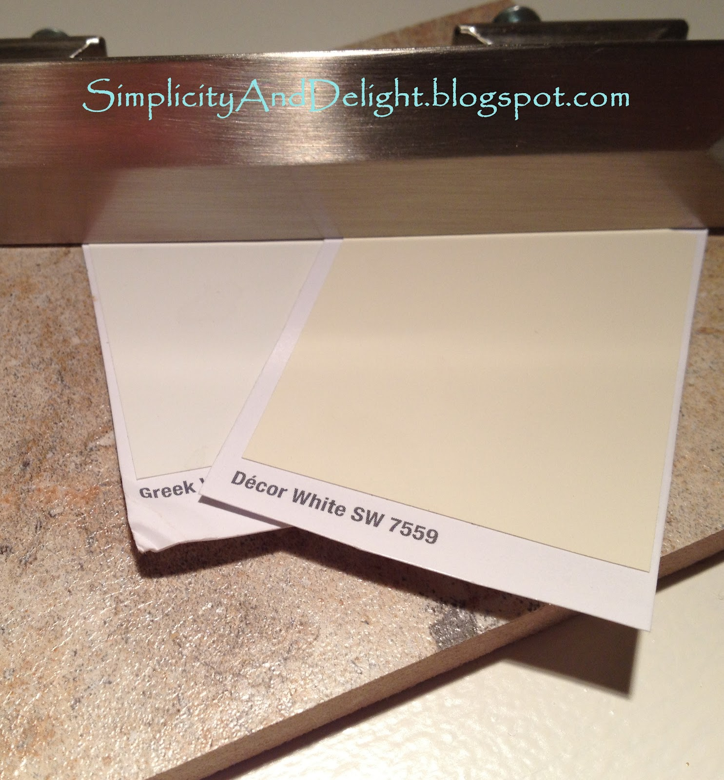 Simplicity and Delight: Kitchen Refresh - Part 1