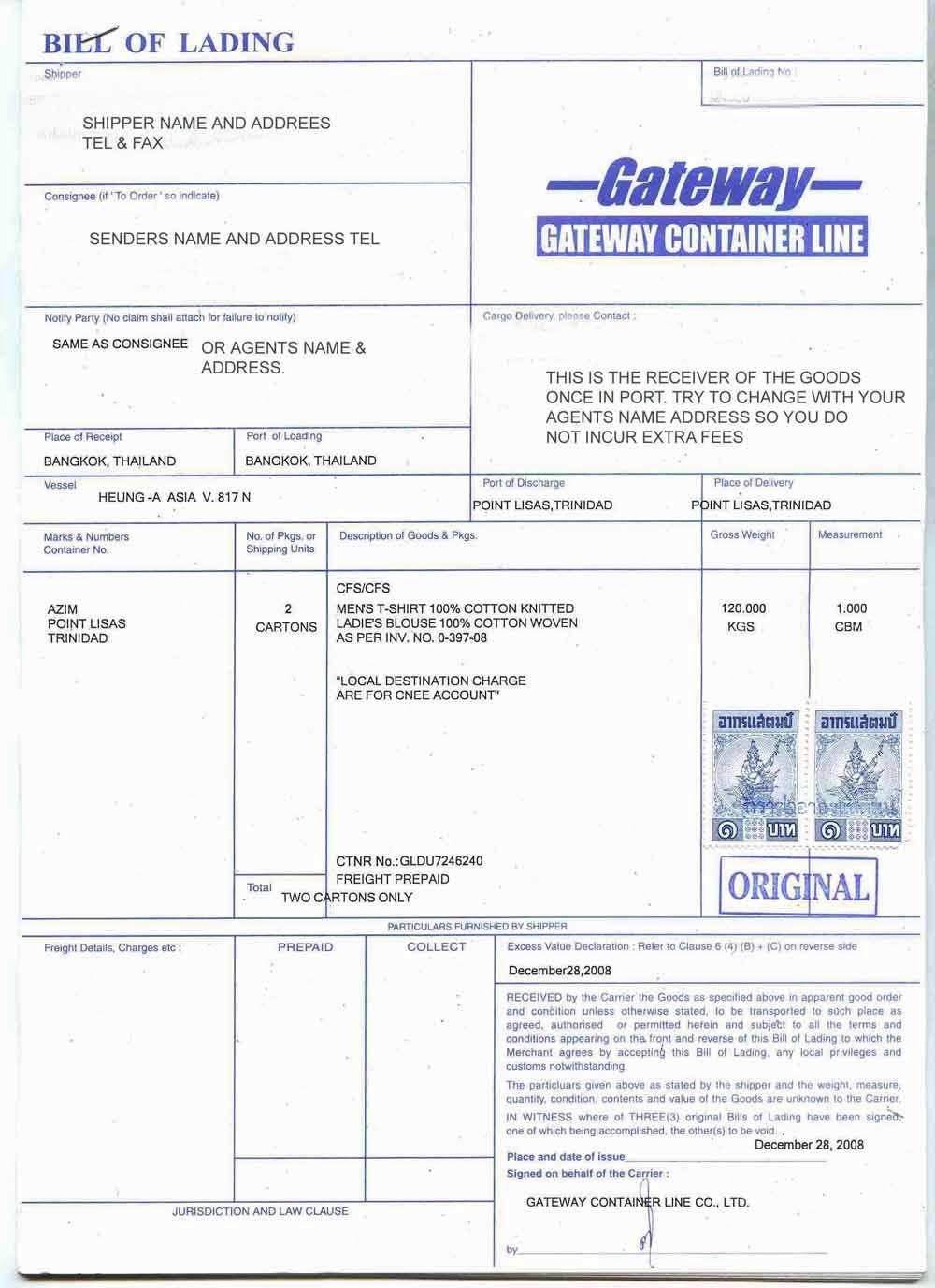 Focos Hid Xenon Comercio Internacional Upc Documentos Que Exige La Aduana Para La Importaci N