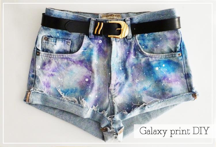 Etc etc - Galaxy Jeans DIY