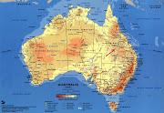 Idyllic Idalia (map of australia)