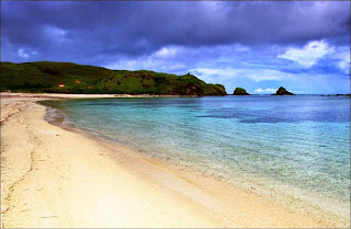 Pantai Kuta Lombok, Pantai Surga Keindahan Alami