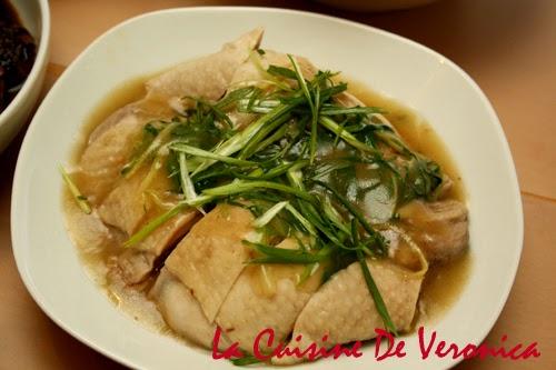 La Cuisine De Veronica,V女廚房,薑蔥霸皇雞