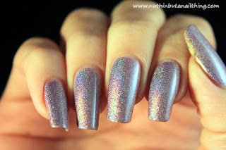 YCC 124 - Lilac Holographic