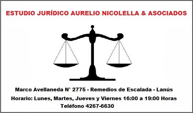 ESTUDIO JURÍDICO AURELIO NICOLELLA & ASOC.
