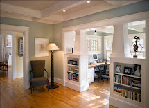Craftsman Style Home Interior Colors
