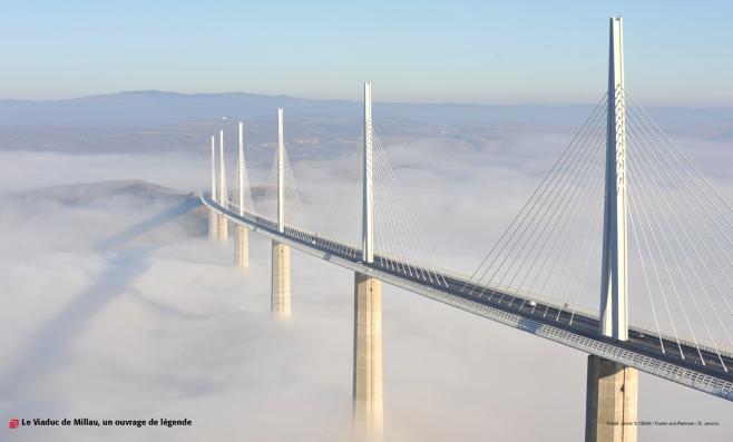 furlan engenharia c lculo estruturas ponte de millau