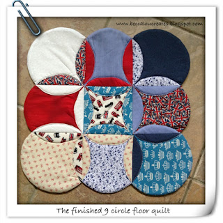 Cathedral Circles Quilt