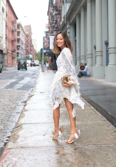 aimee song nyfw15 day 1 outfit