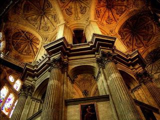 HDR Photos - Catedral de Malaga 2 (HDR)