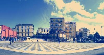 Piazza Massimo Troisi San Giorgio a Cremano