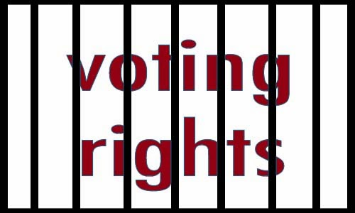 the felons right to vote One of the greatest achievements of the civil rights struggle was the passage of the voting rights act of 1965, which removed most of the obstacles that kept african americans away from the ballot box and enabled americans who did not speak english to vote.