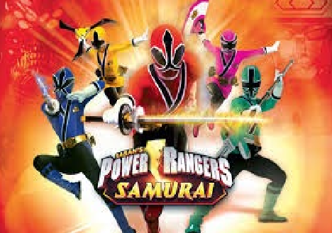 Power Rangers Samurai Episódios