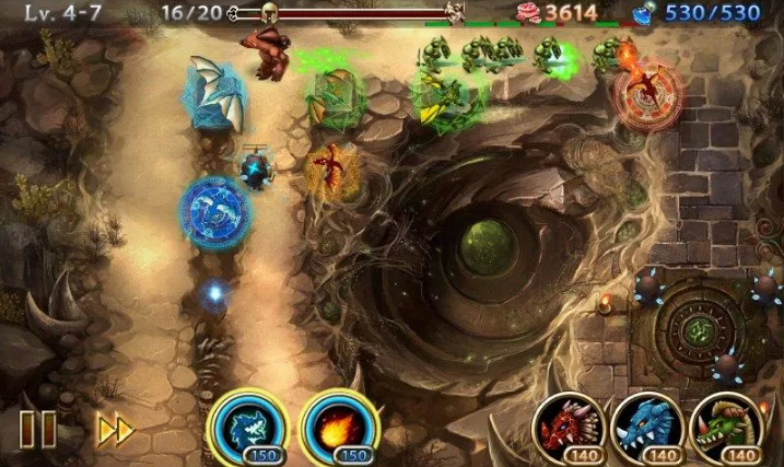 龍域守衛:地下城 Lair Defense:Dungeon APK / APP Download