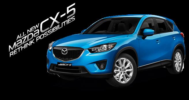 TEST DRIVE CX-5
