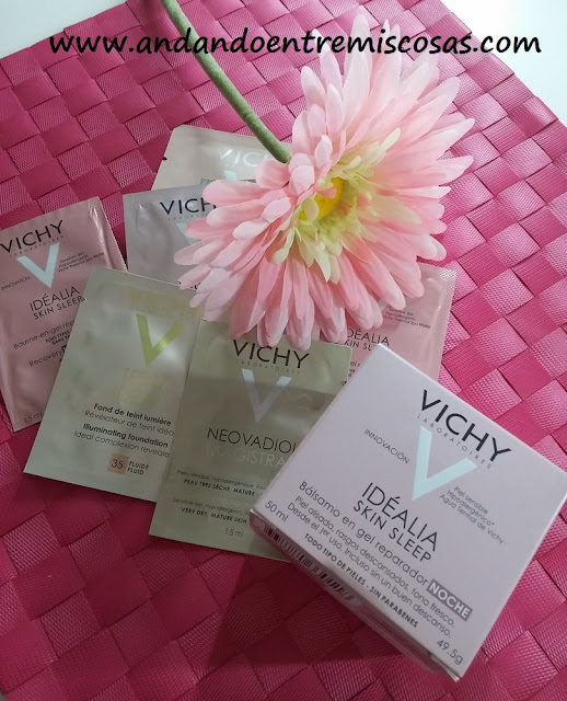 Idealia Skin Sleep Vichy