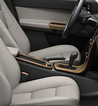 Volvo S40 Leather Quartz