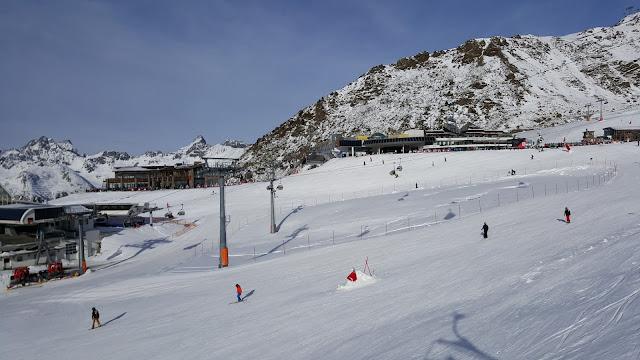 Горнолыжный Инструктор Ишгль Cерфаус лыжная школа