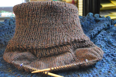 free pattern from Ravelry Autumn in Alta