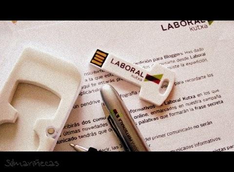 Expedición para bloggers de Laboral kutxa-