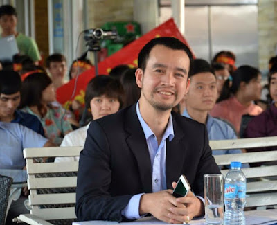 Nguyễn Trọng Thơ: ảnh tổng kết iNET 2014