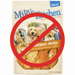 Dog treats that make dogs sick are sold across the nation by various