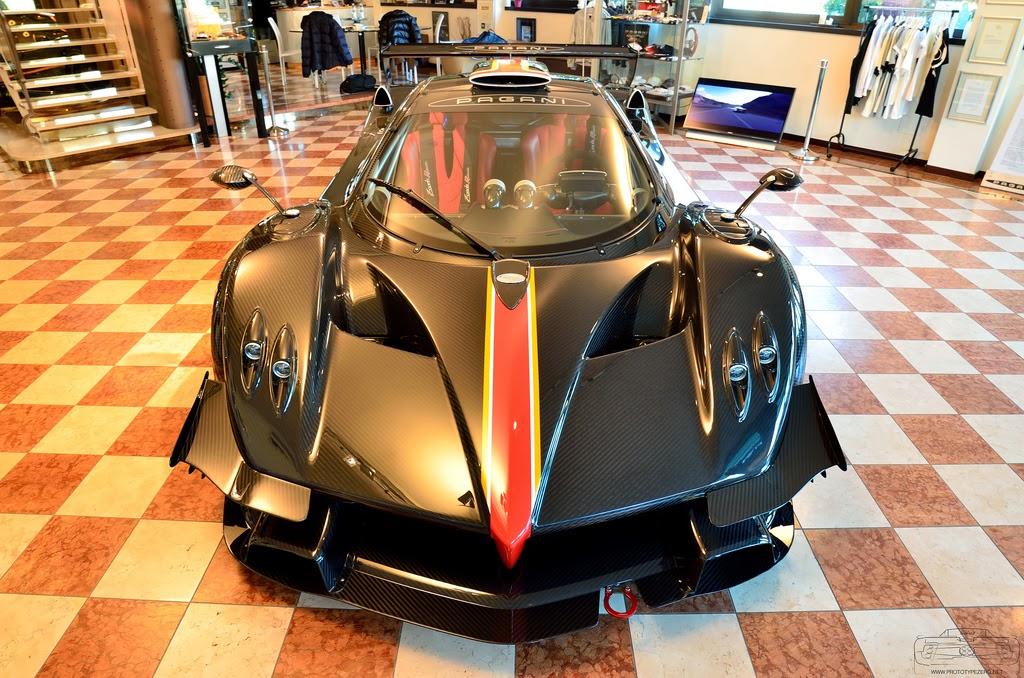 Prototype 0: Prototype 0: Visit at Pagani Automobili Headquarters