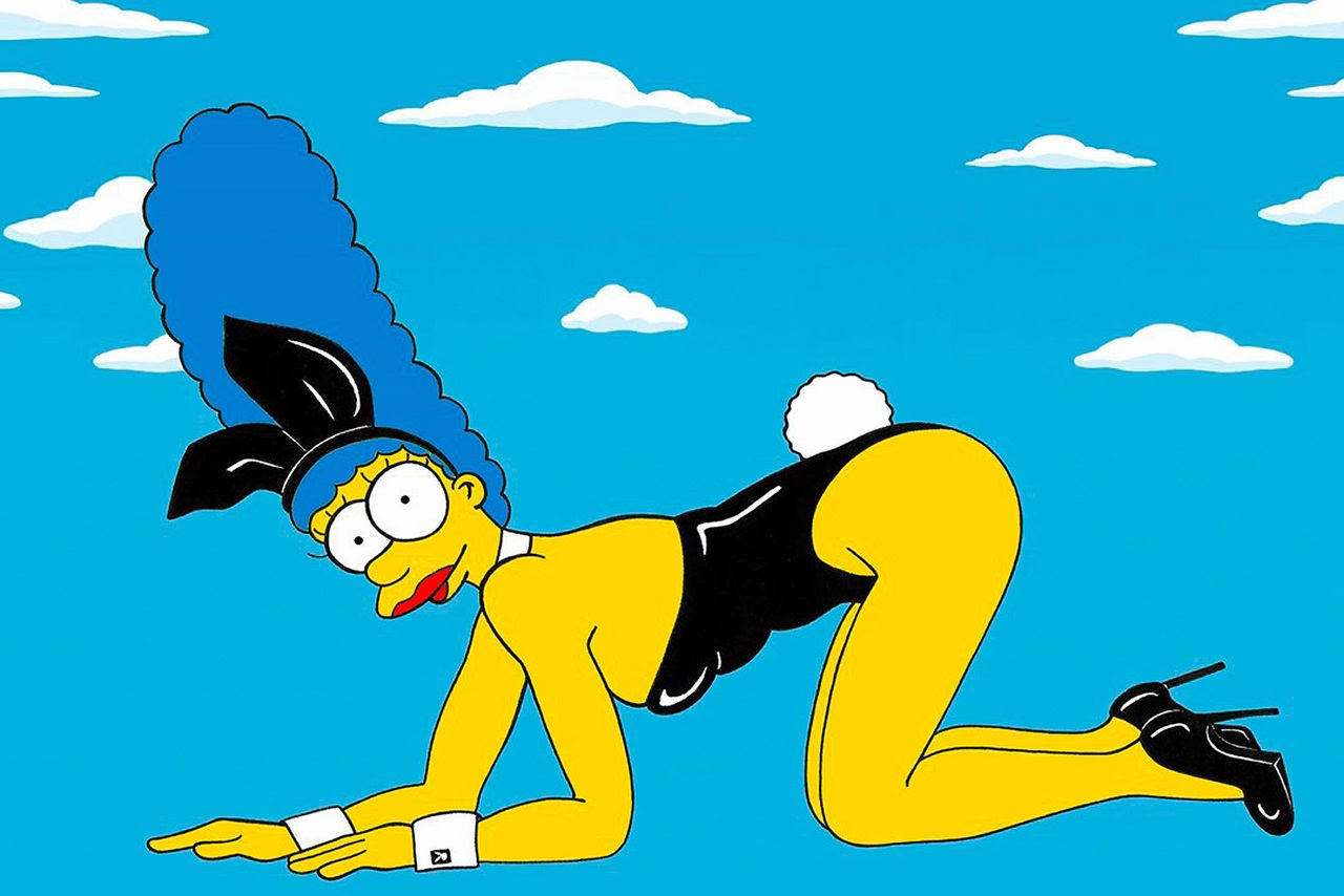 Naked girl cartoon erotic simpson movies