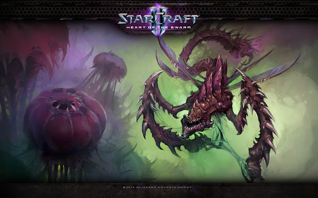 Viper - StarCraft II : Heart of the Swarm