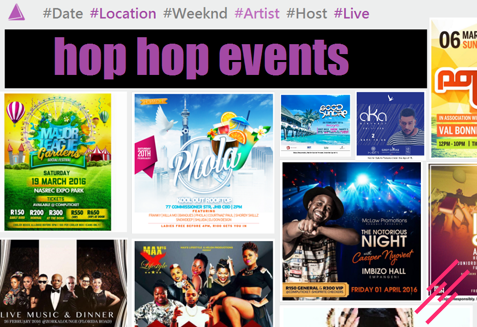 Find Hip Hop Events