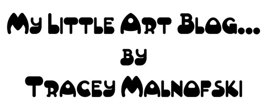 My little art blog...