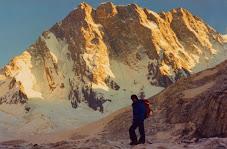 Ivano Ghirardini, première trilogie hivernale solitaire des trois derniers problèmes des Alpes