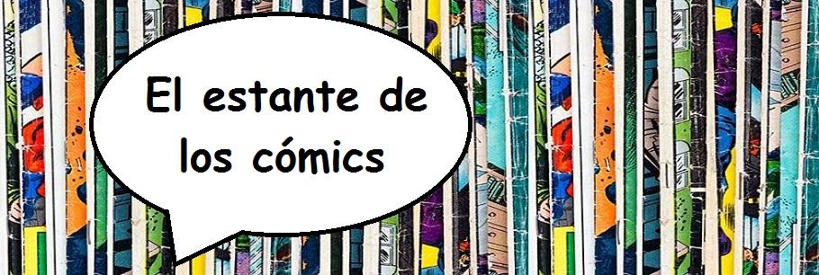 El estante de los cómics