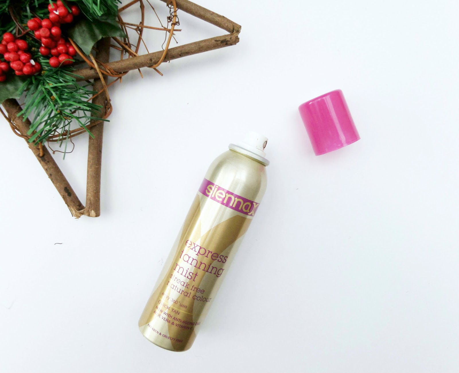 Sienna X Express Tanning Mist Review