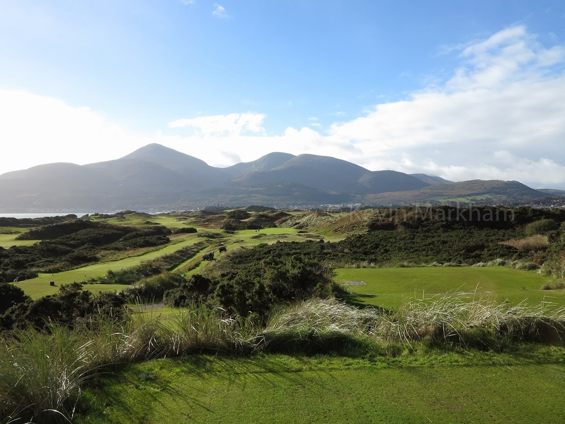 Hooked ireland 39 s golf courses royal county down for Royal county down