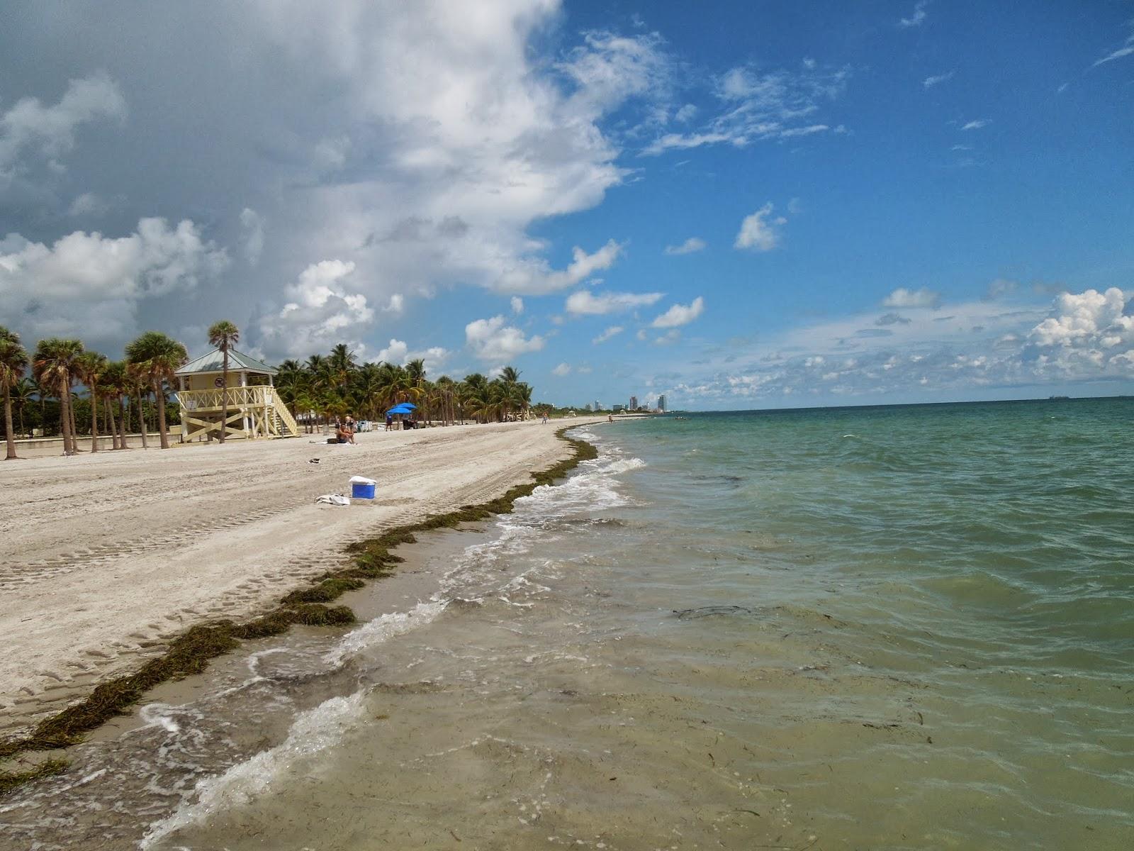 Escape From Miami Key Biscayne USA