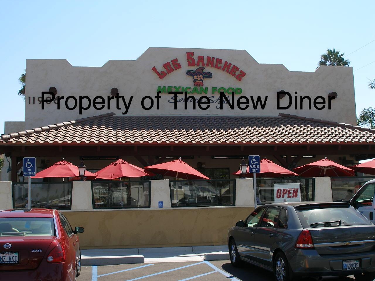 The New Diner Los Sanchez