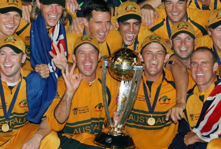 Australia 2007 World Cup Champion